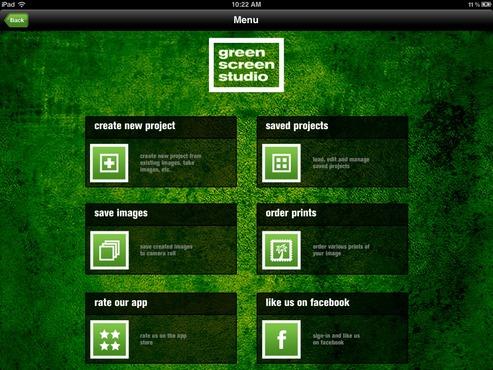 Green Screen Studio | Cleveland Institute of Art College of Art