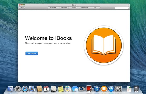 <strong>iBooks</strong><br />