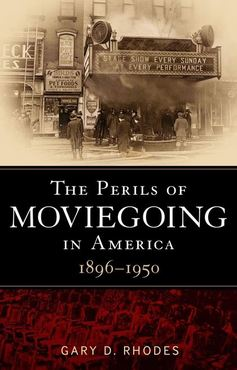 The Perils of Moviegoing Book Cover
