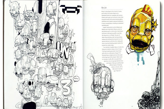 <strong>Street Sketchbook: Journeys by Tristan Marco</strong><br />