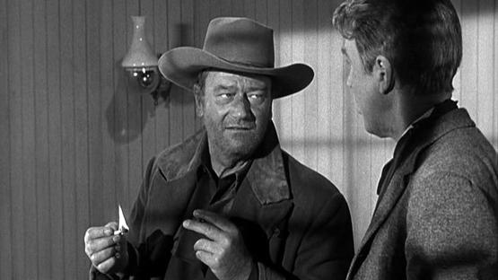 Western And The Man Who Shot Liberty Valance