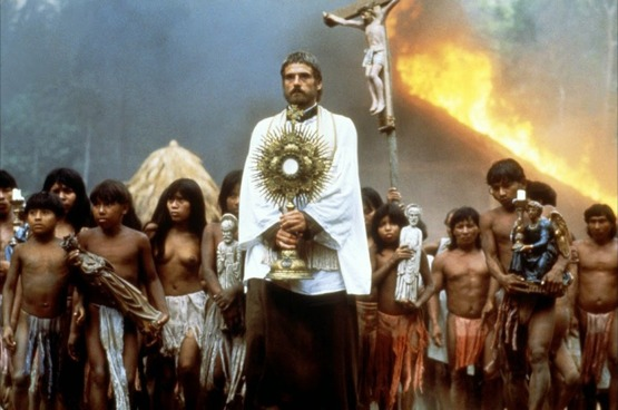 the converting indians to christians in the mission by robert bolt A visually stunning epic, the mission recounts the true story of two men - a man of the sword (robert de niro) and a man of the cloth (jeremy irons.