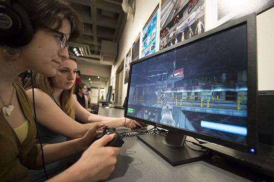 Game Design Show Cleveland Institute Of Art College Of Art - The art institute game design