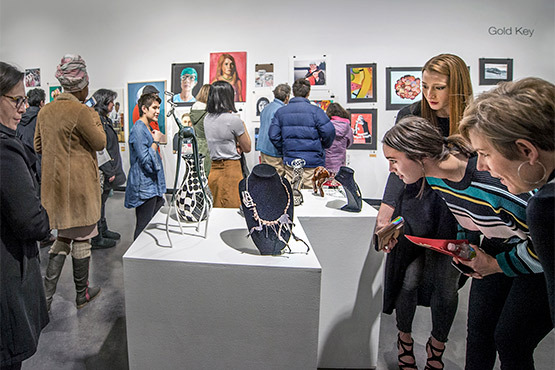 2018 Scholastic Art + Writing Exhibition