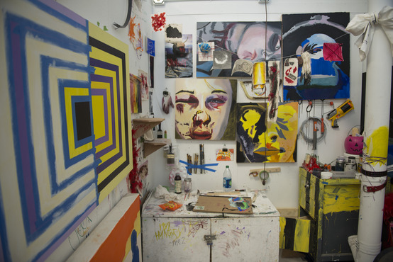 Painting Studio Space