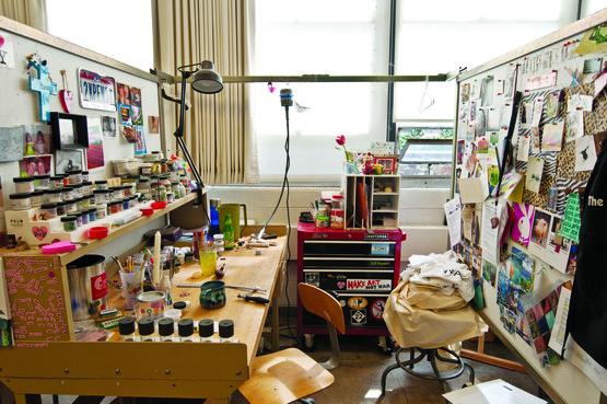 Studio Spaces Cleveland Institute Of Art College Of Art