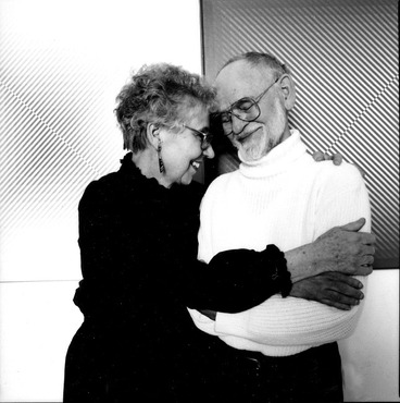 Julian Stanczak and Barbara Stanczak