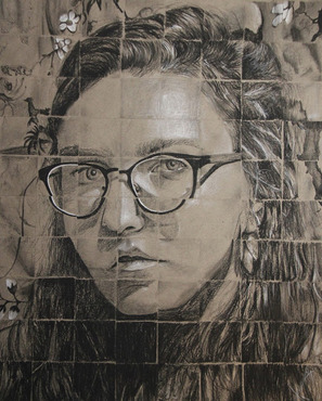 Alexandra Lutzo, Senior<br />Jury Merit Honoree: Design&lt;br&gt;Self Portrait