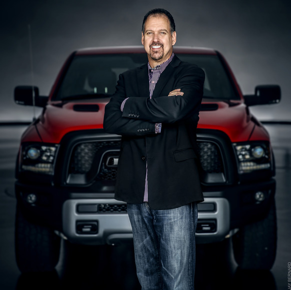 Joseph S.  Dehner Head of Ram and Mopar Design, FCA - North America