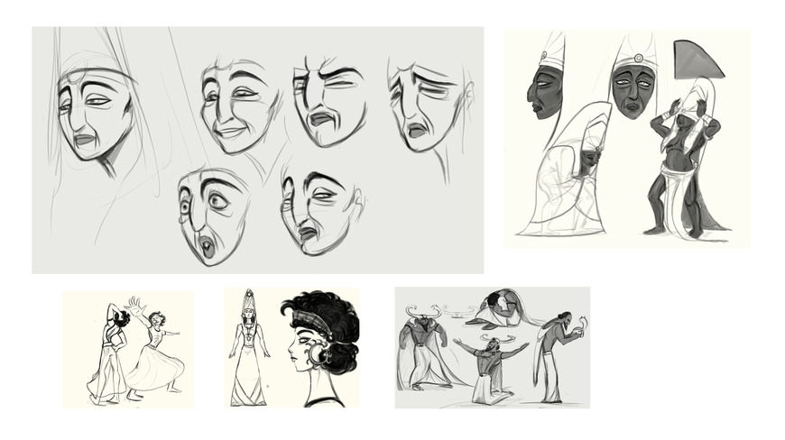 Character Design University Courses : Animation student work cleveland institute of art