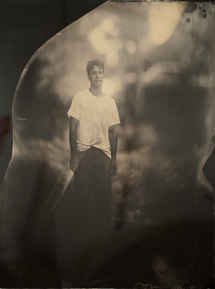 Emily Smith, 2014<br />Wet Collodion