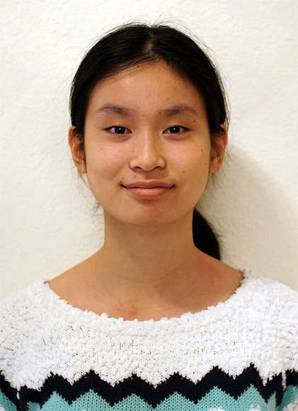 Helen He, Sophomore<br />Jury Merit Honoree: Digital Arts