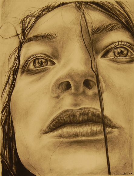 <strong>I Am a Rain Deflector - Honorable Mention, Visual Arts Category</strong><br />Monica Dinh, Lyons Township High School - La Grange, Illinois