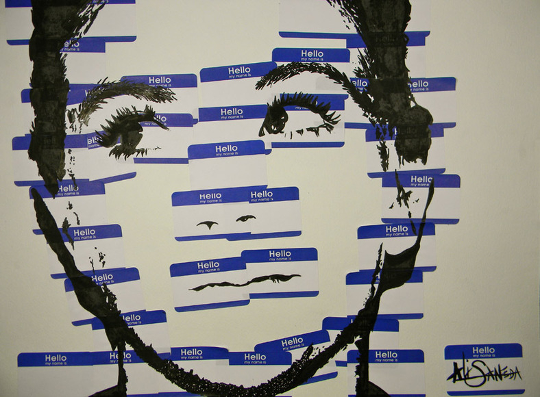 <strong>Identity Thief - Honorable Mention, Visual Arts Category</strong><br />Alicson Saneda, Bryan High School - Bryan, Ohio
