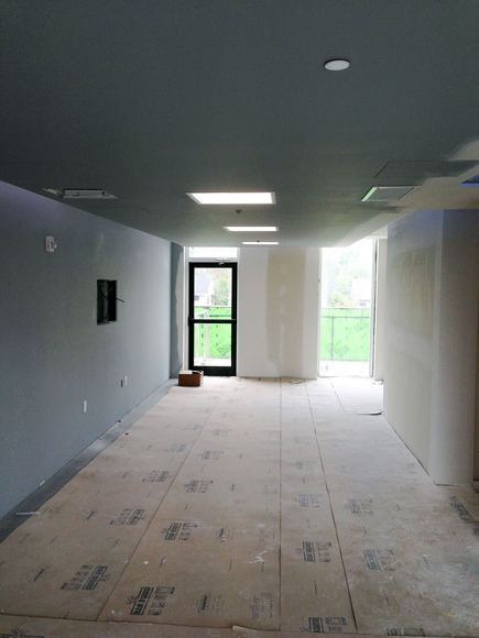 <strong>New Hall Floor Lounge May 2014</strong><br />, 2014<br />