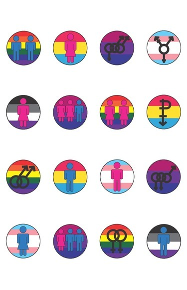 <strong>Equality Buttons - Honorable Mention, Design</strong><br />Katie  Kunze, Junior<br />Lakewood High School; Hometown: Bay Village, OH