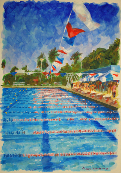 <strong>School's Pool - Honorable Mention, Visual Arts Category</strong><br />Ekaterina Vasilenko, Senior<br />Lake Brantley High School; Hometown: Altamonte Springs, FL