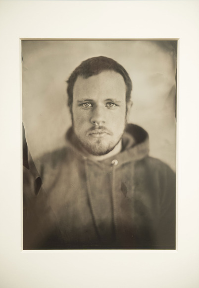 <strong>Michael</strong><br />Eric Dahl, 2014<br />wet collodion print, video