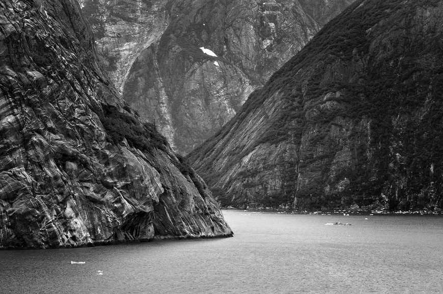 <strong>Tracy Arm Fjord - Honorable Mention, Integrated Media</strong><br />Hayley Barden , Junior<br />Saint Francis High School; Hometown: Canton, GA