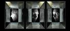 <strong>The General in his Labyrinths (Triptych)</strong><br />Kasumi , 2014<br />film, video, welded chromed steel *image courtesy of The Gallery at Gray's