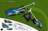 <strong>ZeroTrim Solar Lawnmower / Modo 601 / Photoshop CS6 - Best in Category: Design</strong><br />John O'Laughlin, Crawford County Career &amp; Technical Center - Meadville, Pennsylvania