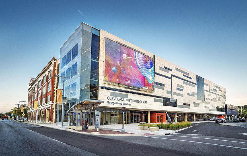 New George Gund Building