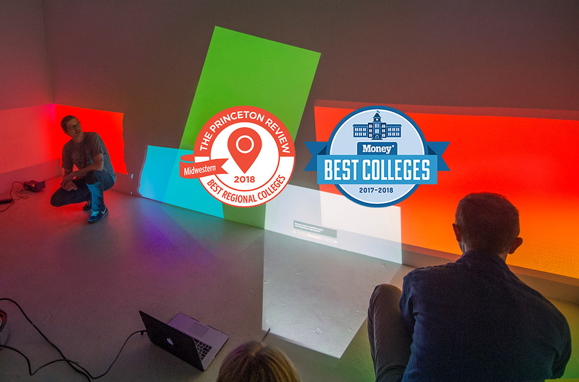 College ranking sites note CIA excellence