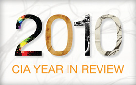 CIA by the Numbers: 2010 Year in Review