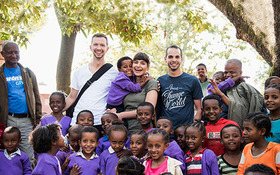 Creating families for orphans in Ethiopia