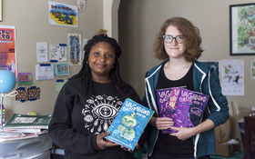 Illustration grads build comic anthology as creative platform