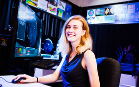 NASA internship inspires Game Design major