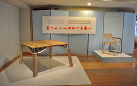 CIA Exhibits Sustainable Furniture Designs