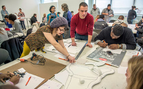 Teens in museum program learn about art careers at CIA