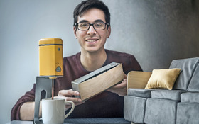 CIA student Montante wins big in housewares competition