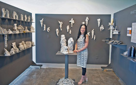 Former marketer crafts ceramics practice at CIA
