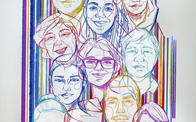 Illustration student delivers for company's diversity-art challenge