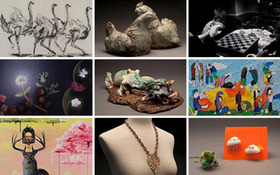 CIA Hosts 31st Scholastic Art Awards + Exhibit