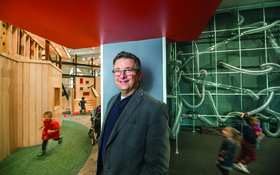 Richardson Design takes on children's museum challenge