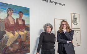 Visiting Artist: Nicola Tyson