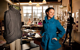 CIA Alum Seeks Second Chance on Project Runway