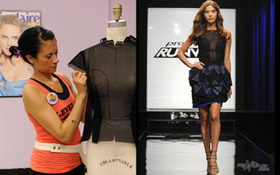 CIA Grad Ends Her Run on Project Runway