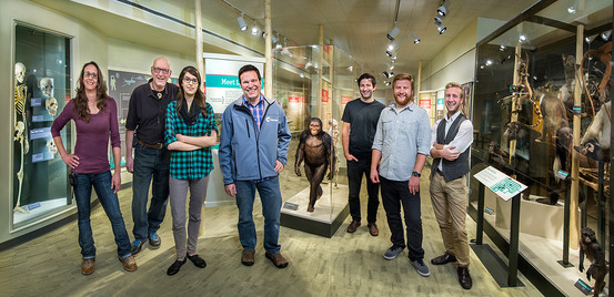 CIA grads brought Lucy to life at Cleveland Museum of Natural History