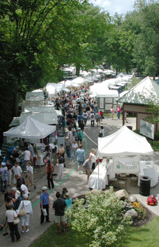 Cain Park Arts Festival, opening July 11, has CIA all over it