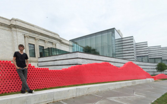 Grad's Public Art Selected as One of Year's Best