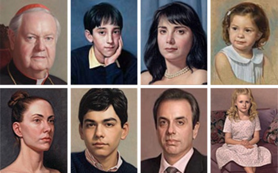 Oil Portrait Artist to Give Lectures, Workshop at CIA