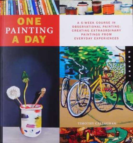 CIA grad's painting book published