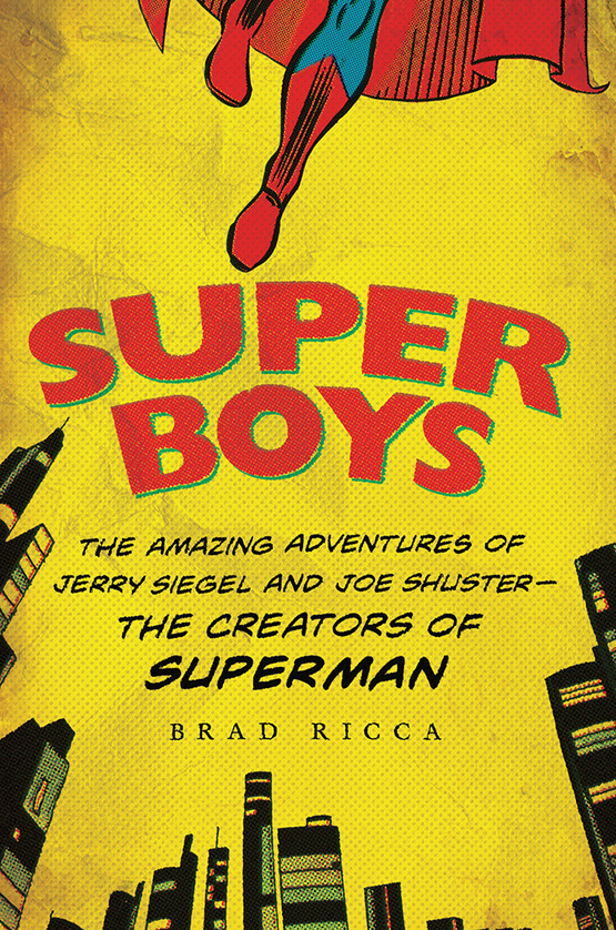 CIA instructor interviewed on CBC about his new Superman book