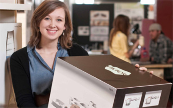Student Profile: Wendy Birchfield '11, Industrial Design