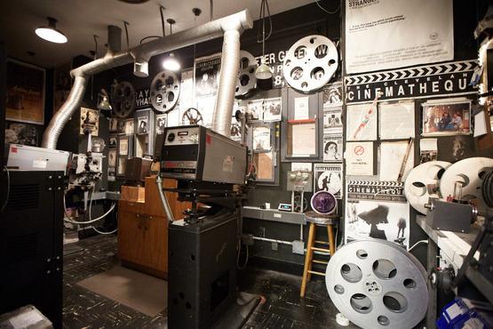 contact the cinematheque