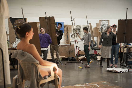 Life Drawing Classes Cleveland Institute Of Art College